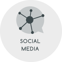 Lizzit en Social Media